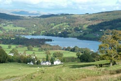 Coniston Country Cottages Setting